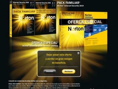 Symantec – Campaña prensa especializada