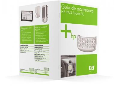 HP – Guía de accesorios